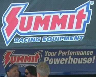 Ocean City Sponsorships - Summit Racing Equipment